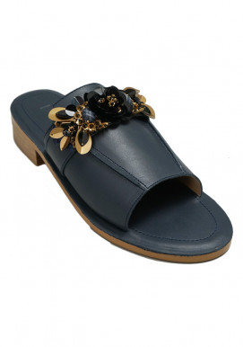NEW LAVVA HEELS NAVY